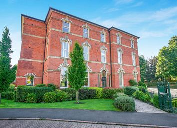 Thumbnail 1 bed flat for sale in Windsor House, Knightsbridge Square, Pavilion Way, Macclesfield