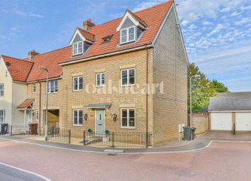 5 bed link-detached house for sale in Osier Close, Stanway, Colchester CO3
