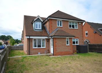 Thumbnail 4 bed detached house for sale in Sherrard Way, Mytchett, Camberley, Surrey