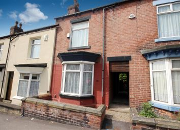 Thumbnail 3 bed terraced house to rent in Vickers Road, Sheffield