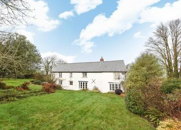 Thumbnail 4 bed detached house for sale in Lostwithiel, Cornwall