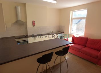 Thumbnail 2 bedroom flat to rent in Hazel Street, Leicester