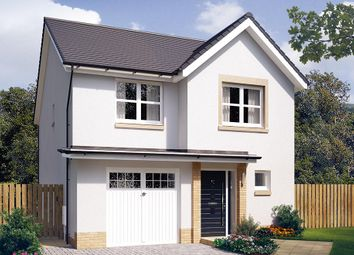 "Thumbnail 4 bed detached house for sale in ""The Ashbury"" at Blantyre, Glasgow"