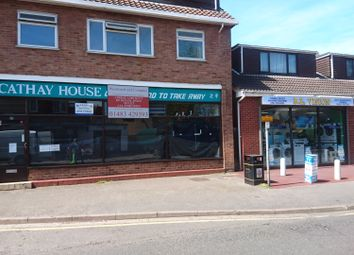 Thumbnail Retail premises to let in St Johns Street, Godalming