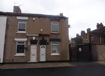 Thumbnail 3 bed end terrace house to rent in Jubilee Street, North Ormesby, Middlesbrough