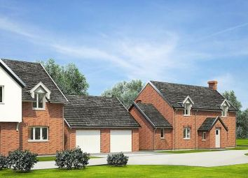 Thumbnail 4 bed detached house for sale in Wharton, Leominster