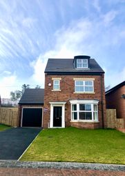 Thumbnail 3 bed detached house for sale in Windhill View, Barnsley, South Yorkshire