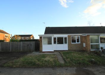 Thumbnail 2 bed terraced bungalow for sale in Walnut Way, Countesthorpe, Leicester