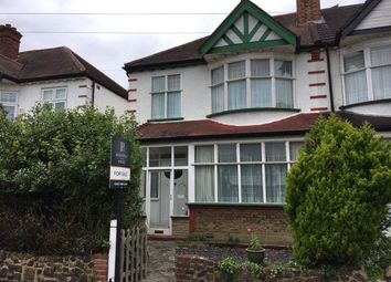 Thumbnail 3 bed end terrace house for sale in Godalming Avenue, Wallington