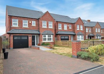 Thumbnail 4 bedroom detached house for sale in Plains Road, Mapperley, Nottingham