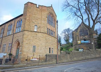 Thumbnail 2 bed flat for sale in Ludworth Hall, Town Street, Marple Bridge