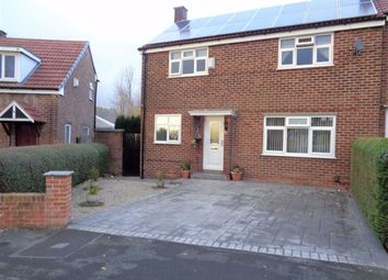 Thumbnail 3 bedroom semi-detached house for sale in Foliage Crescent, Stockport
