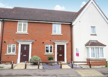 Thumbnail 2 bedroom terraced house for sale in Osprey Drive, Stowmarket