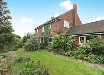 Thumbnail 4 bedroom detached house for sale in St. Georges Crescent, Queens Park, Handbridge, Chester