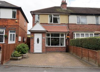 Thumbnail 2 bed semi-detached house for sale in Main Street, Humberstone