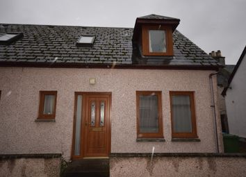Thumbnail 2 bed semi-detached house to rent in Wilson Street, Nairn, Nairn