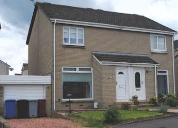 Thumbnail 2 bed semi-detached house to rent in Castlehill Crescent, Law, Carluke
