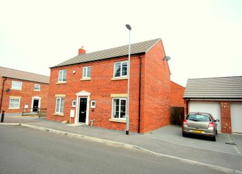 Thumbnail 4 bed detached house to rent in Tyne Close, Spalding