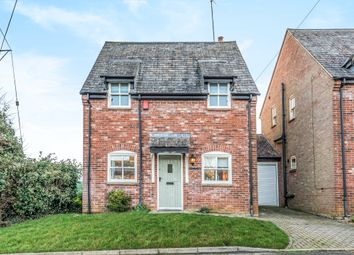 Thumbnail 3 bed link-detached house for sale in Strangers Lane, Tingewick, Buckingham