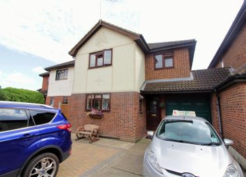 Thumbnail 4 bed link-detached house for sale in Primrose Close, Canvey Island