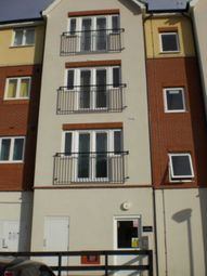 Thumbnail 2 bed flat to rent in Pettacre Close, Thamesmead West