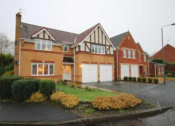 Thumbnail 5 bed detached house for sale in Aynsley Court, St Helens