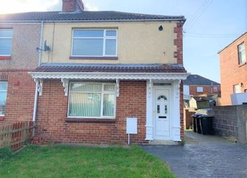 Thumbnail 2 bed semi-detached house to rent in Lime Road, Ferryhill