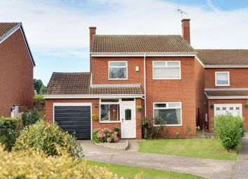 Thumbnail 3 bed detached house for sale in Manor Close, Misson, Doncaster
