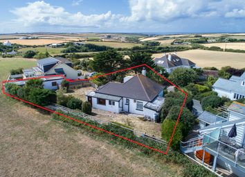 Thumbnail 3 bed detached bungalow for sale in Trehemborne, St Merryn