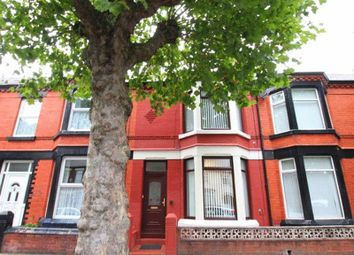 Thumbnail 3 bed terraced house for sale in Bowden Road, Garston, Liverpool