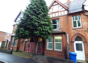 Thumbnail 4 bed terraced house for sale in Victoria Road, Tamworth, Staffordshire