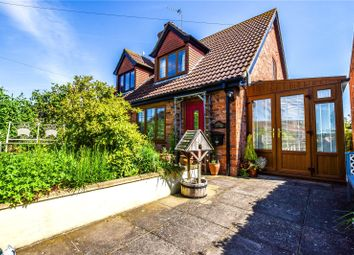 Thumbnail 2 bed semi-detached house for sale in Mill Lane, Sloothby