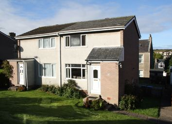 2 bed semi-detached house for sale in 10 Eaglesham Terrace, Isle Of Bute PA20