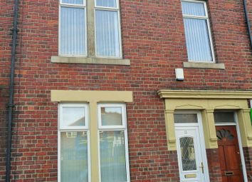 Thumbnail 3 bed flat for sale in Spence Terrace, North Shields