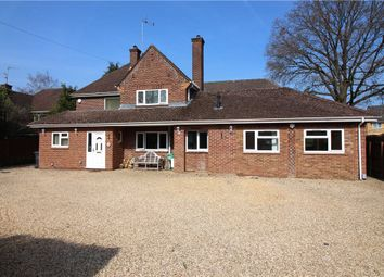 Thumbnail 5 bedroom detached house for sale in Handford Lane, Yateley, Hampshire
