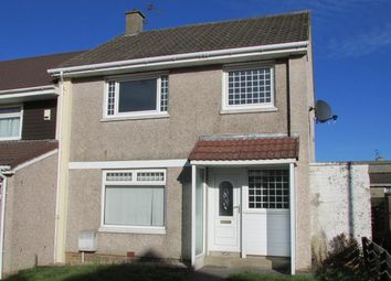Thumbnail 3 bed end terrace house to rent in Chalmers Drive, East Kilbride, Glasgow