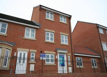 Thumbnail 4 bedroom semi-detached house to rent in Davy Close, Stockton-On-Tees