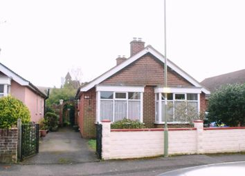 Thumbnail 2 bed detached bungalow for sale in St. James Road, Emsworth