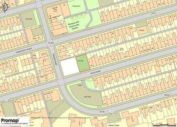 Thumbnail Land for sale in Car Park, Adj 33 Knox Road, Wellingborough