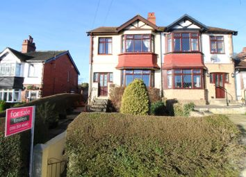 Thumbnail 3 bed semi-detached house for sale in Styebank Lane, Rothwell, Leeds