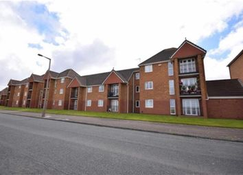 Thumbnail 2 bed flat for sale in Dunlins Court, Wallasey