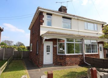 Thumbnail 2 bed semi-detached house to rent in Rossyde High Street, Norton, Doncaster