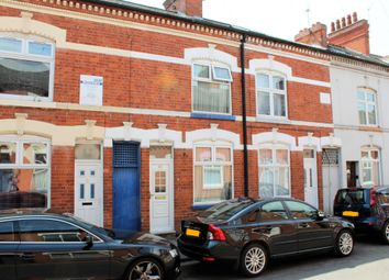 Thumbnail 3 bed terraced house for sale in Earl Howe Street Earl Howe Street, Leicester