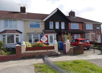 Thumbnail 3 bed terraced house to rent in Elmham Crescent, Liverpool