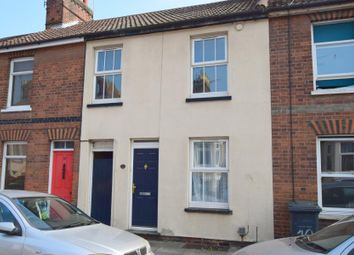Thumbnail 2 bed terraced house for sale in Cemetery Road, Ipswich