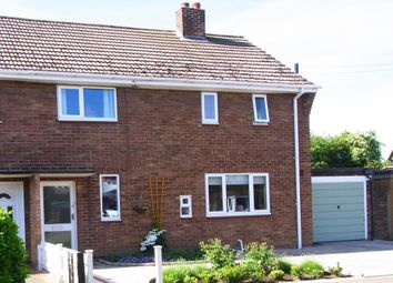 Thumbnail 3 bed semi-detached house for sale in Trent View, Keadby, Scunthorpe