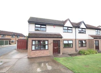 Thumbnail 3 bed semi-detached house for sale in Abbotsford Drive, Carlisle, Cumbria