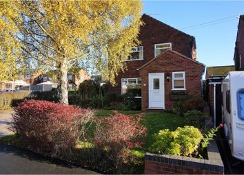 Thumbnail 3 bed detached house for sale in Mitre Close, Wolverhampton