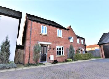 Thumbnail 4 bed detached house for sale in Jubilee Close, Sandy, Beds