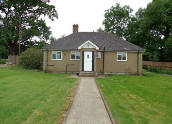 Thumbnail 3 bed detached bungalow to rent in Tylers Causeway, Newgatestreet Village, Hertfordshire